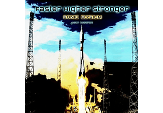 Sonic Elysium - Faster Higher Stronger [CD]