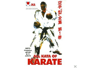 All Kata of Karate Vol.1 - (DVD)
