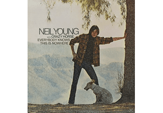 Neil Young - Everybody Knows This Is Nowhere - (Vinyl)