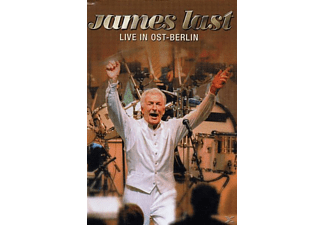 James Last - LIVE IN OST BERLIN - (DVD)