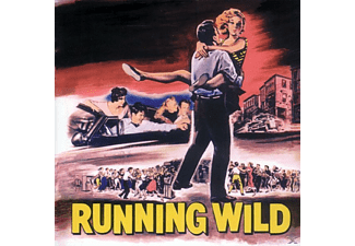 VARIOUS - Running Wild - (CD)