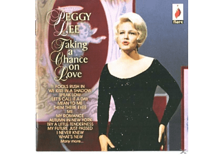 Peggy Lee - Taking A Chance On Love - (CD)