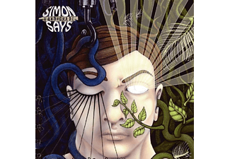 Simon Says - Tardigrade - (CD)