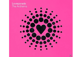VARIOUS - Loveparade-The Anthems [CD]