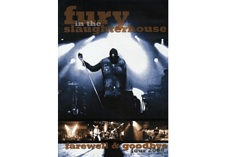 Fury In The Slaughterhouse - Fury In The Slaughterhouse - Farewell & Goodbye [DVD]