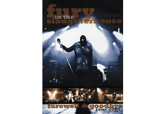 Fury In The Slaughterhouse - Fury In The Slaughterhouse - Farewell & Goodbye - (DVD)