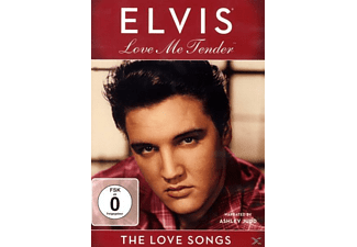 Elvis Presley - Love Me Tender: The Love Songs Of Elvis [DVD]