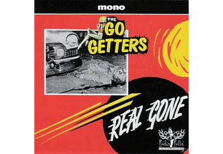 The Go Getters - Real Gone - (CD)
