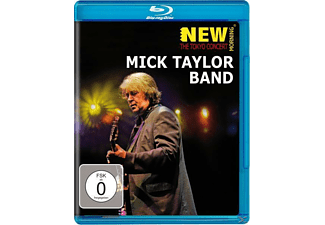 Mick Band Taylor - THE TOKYO CONCERT MAI 2009 - (Blu-ray)
