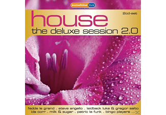 VARIOUS - House: The Deluxe Session 2.0 [CD]