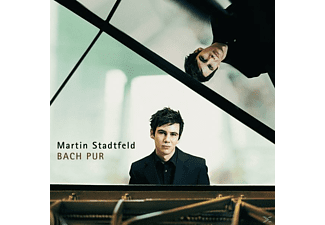 Martin Stadtfeld - Bach Pur - (CD + Bonus Maxi Single CD)