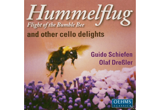 Guido Schiefen, Schiefen,Guido/Dressler,Olaf - Hummelflug & Other Cello High... - (CD)