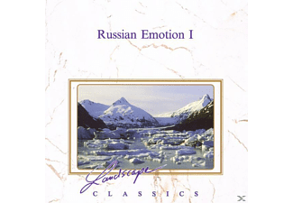 VARIOUS - Russian Emotion 1 - (CD)