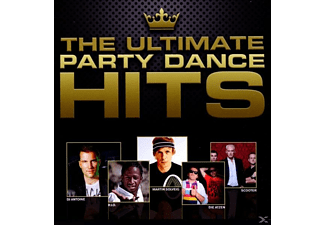 VARIOUS - The Ultimate Party Dance Hits - (CD)