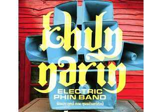 Khun Narin - Khun Narin's Electric Phin Band [CD]