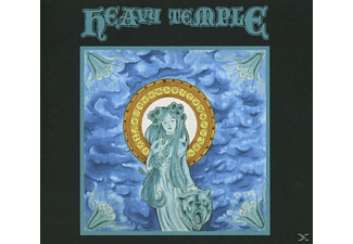 Heavy Temple - Heavy Temple [CD]
