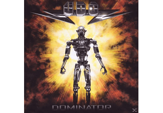 Udo - Dominator (Japan Edition Incl.Bonus Track) - (CD)