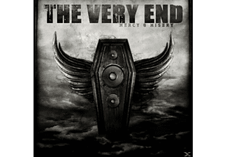 The Very End - Mercy & Misery - (CD)