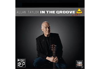 Allan Taylor - In The Groove - (Vinyl)