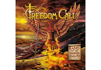 Freedom Call - Land Of The Crimson Dawn - (Vinyl)