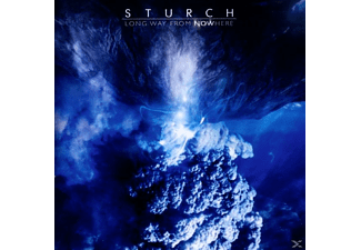 Sturch - Long Way From Nowhere - (CD)