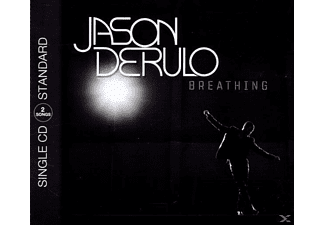 Jason Derulo - Breathing (2track) - (5 Zoll Single CD (2-Track))