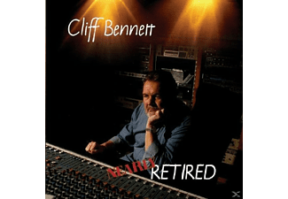 Cliff Bennett - Nearly Retired - (CD)