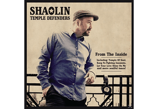 Shaolin Temple Defenders - From The Inside [CD]