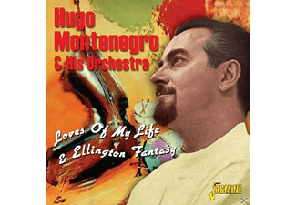 Hugo & His Orchestra Montenegro - Loves Of My Life & Ellington Fantasy [CD]