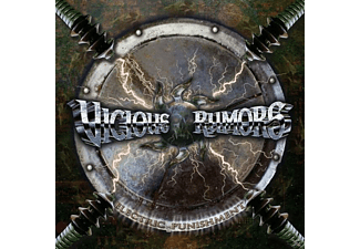Vicious Rumors - Electric Punishment [CD]