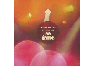 VARIOUS - Jane, A Tribute To (All My Friends) - (CD)