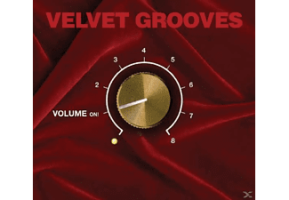 VARIOUS - Velvet Grooves Volume On! - (CD)