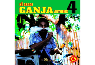 VARIOUS - Hi Grade Ganja Anthems 4 - (Vinyl)