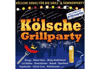 VARIOUS - Koelsche Grillparty - (CD)