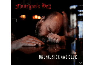 Finnegan's Hell - Drunk, Sick And Blue - (CD)