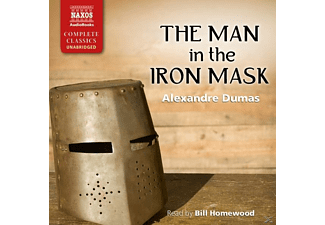 The Man in the Iron Mask - 16 CD - Hörbuch