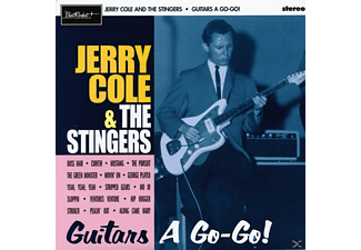 Jerry & The Stingers Cole - Guitars A Go-Go (180g) - (Vinyl)