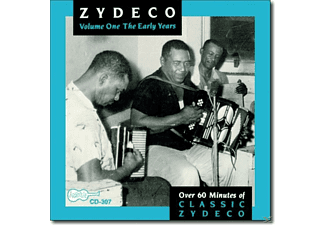 Ardouin) - Zydeco,The Early Years - (CD)