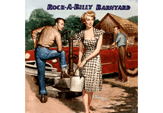 VARIOUS - Rockabilly Barnyard - (CD)