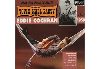 Eddie Cochran - At Town Hall Party 1959- - (Vinyl)