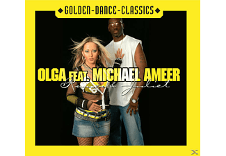 OLGA FEAT.MICHAEL AMEER - Romeo And Juliet - (Maxi Single CD)