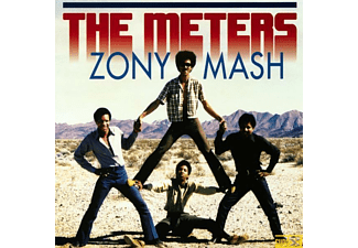 The Meters - Zony Mash (180g Edition) - (Vinyl)