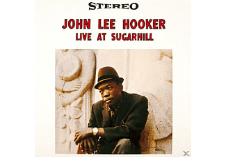 John Lee Hooker - Live At Sugar Hill - (Vinyl)