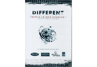 VARIOUS - Different - (DVD)