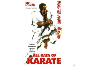All Kata Of Karate Vol.2 - (DVD)