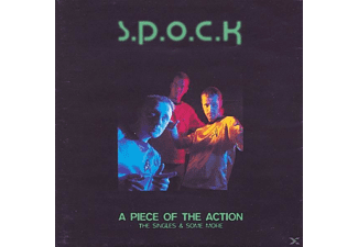 S.P.O.C.K. - A Piece Of Action/Ltd. - (CD)