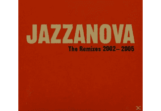 Jazzanova - Remixes 2002-2005 - (CD)