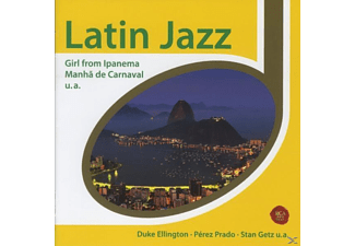 VARIOUS - Esprit-Latin Jazz - (CD)