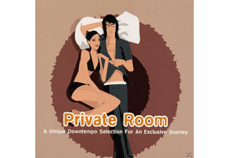 VARIOUS - private room-a unique downtempo select - (CD)