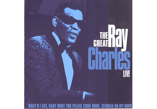 Ray Charles - The Great Ray Charles Live - (CD)